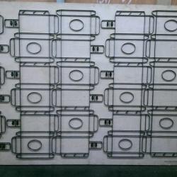 Khuôn bế hộp MS02